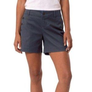 NEW Isaac Mizrahi Tailored Shorts Size 16 Stretch